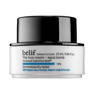 belif: the true cream aqua bomb
