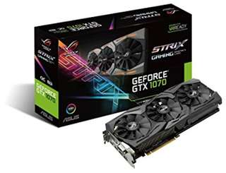 asus rog strix 1070 oc 8gb