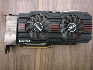 GTX 660 TI graphic card
