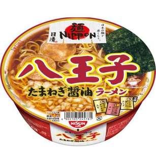 日本 八王子洋蔥醬油拉麵