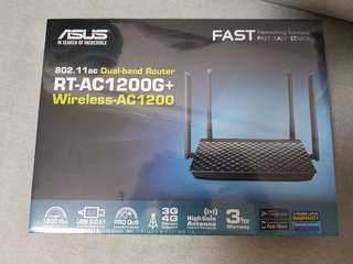 Brand New sealed Asus Dual Band Router