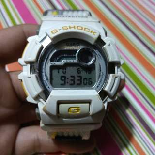 Casio Gshock vintage strap made in japan
