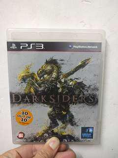 PS3 Game DARKSIDERS