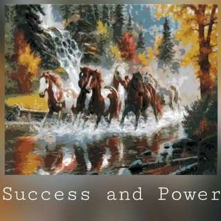 Success And Power Painting