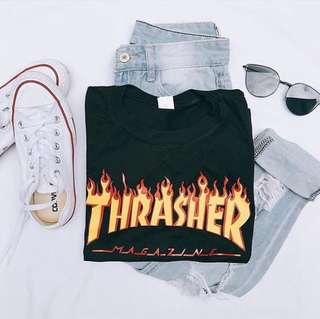Unisex Thrasher Shirt