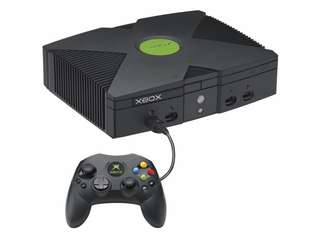 XBOX FIRST GENERATION