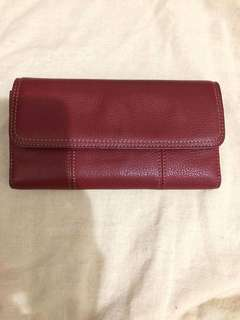 Clark's Leather Wallet