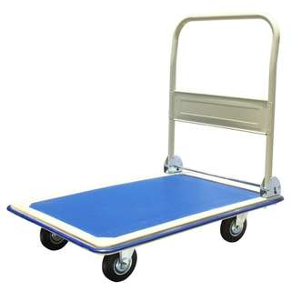 🚚 150KG Heavy Duty Trolley / Push Cart / Goods Trolley / Hand Truck