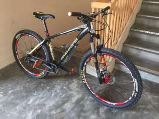 DaBomb AM Hardtail 27.5 Frame