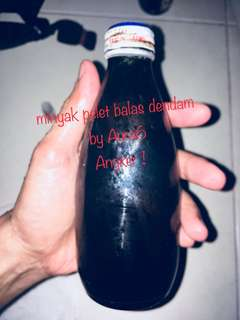 🚚 Minyak Pelet Balas Dendam