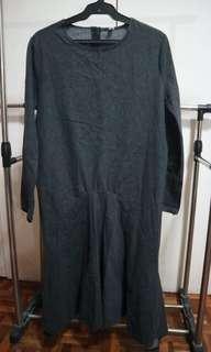Grunge style dress