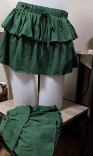 Mother and daughter skirts
