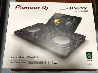 Pioneer WEGO 4 DJ Controller