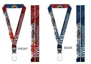 Civil Engr. Lanyard