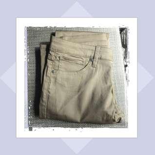 Uniqlo Pants (Khaki)