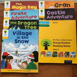 Oxford Reading Tree Stage 5