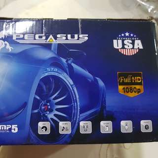 Pegasus Touch SCREEN car dvd player (perodua.nissan.toyota)