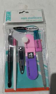 Totally Together Mini Manicure Set