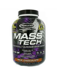 (Free delivery) Muscletech mass gainer