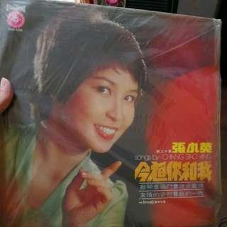 Vinyl Record大唱片张小英