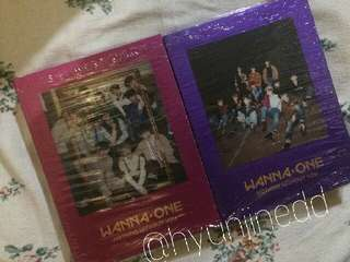 UNSEALED WANNA ONE NOTHING WITHOUT YOU ALBUM