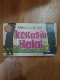 Malay novel Kekasih Halal