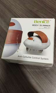 Brand new Body slimming massager for anti-cellulite