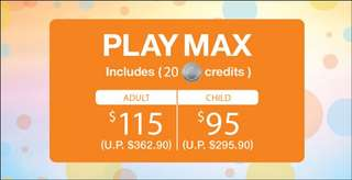 Funpass playmax