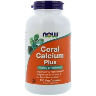 🚚 NOW Coral Calcium Plus clearance