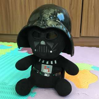 Darth Vader Bobblehead Plush Toy