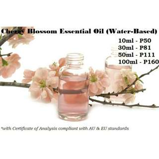 Cherry Blossom Essential Water-based (Organic HYDROLATE)
