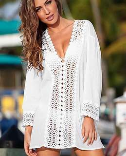 BNWT Bathing suit cover up