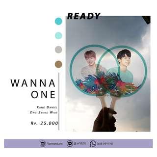 Transparent Handfan Wanna One