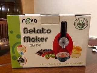 Gelato Maker 雪糕機