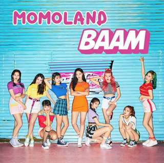 [PREORDER] MOMOLAND 'FUN TO THE WORLD' ALBUM