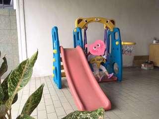 Swing n slide set