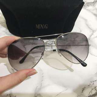 MANGO Aviator Sunglasses / Kacamata