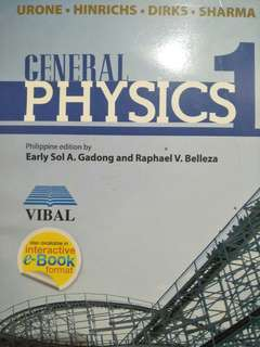 General Physics SHS book bundle