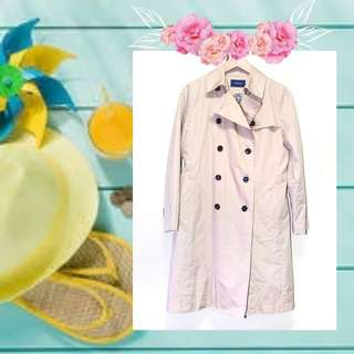 Trench Coat Korean Style