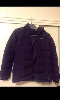 Purple Winter Jacket