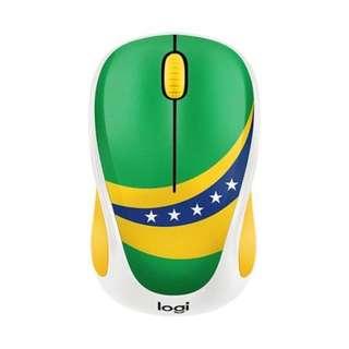 LOGITECH M238 FAN COLLECTION - WIRELESS MOUSE - BRAZIL
