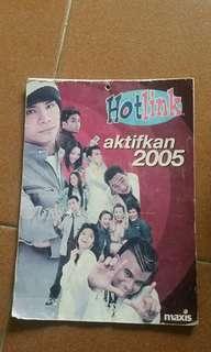 Kalender 2005 lama