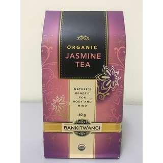 Organic Jasmine Tea (BankitWangi)