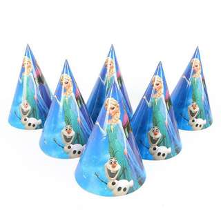 💖Frozen party supplies - Frozen party hats