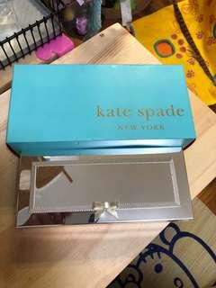 Kate spade sliver jewelry box