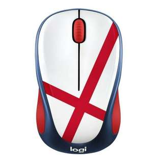 LOGITECH M238 FAN COLLECTION - WIRELESS MOUSE - ENGLAND
