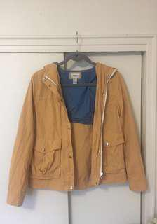 Yellow light jacket- Forever21