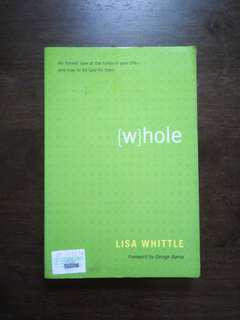 📚Whole by Lisa Whittle (Inspirational)