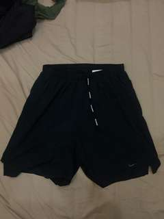 Nike Running Shorts with Compression
