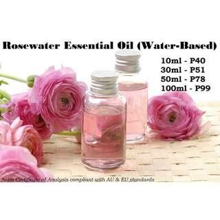 Rosewater Essential (Organic HYDROLATE)